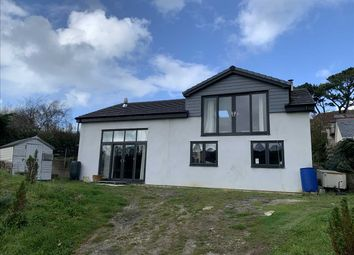 Stones Throw, Gannel Road, Newquay TR7. 3 bed detached house for sale