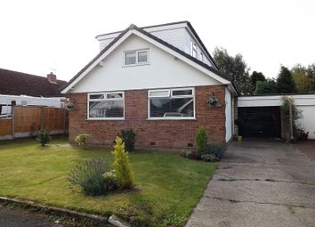 Thumbnail 4 bed detached bungalow for sale in Meadow Avenue, Goostrey