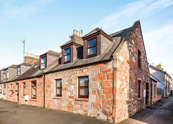 Thumbnail 3 bed terraced house for sale in Church Street, Edzell, Brechin