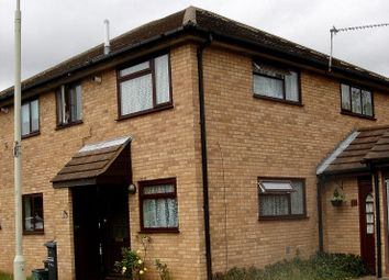 Thumbnail 1 bed semi-detached house to rent in Knipton Drive, Loughborough