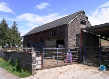 Thumbnail 2 bed barn conversion for sale in Barn At Bidffald, Y Fan, Nr Llanidloes, Powys