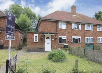 Thumbnail 2 bed maisonette for sale in Fore Street, Pinner