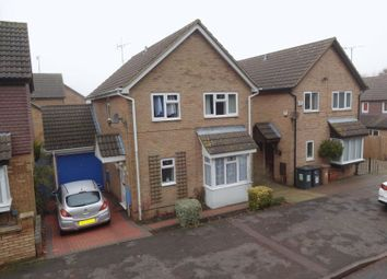 Thumbnail 4 bed detached house to rent in Ravenhill Way, Luton