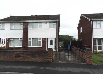 Thumbnail 3 bed semi-detached house to rent in Weaver Avenue, Simonswood, Liverpool