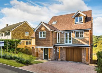 Thumbnail 5 bed detached house for sale in Harestone Hill, Caterham, Surrey