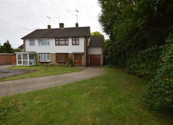 Thumbnail 4 bedroom semi-detached house for sale in Toucan Way, Kingswood, Basildon, Essex