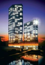 Thumbnail 3 bed flat for sale in City West Tower, Stratford