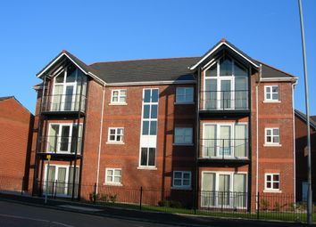 Thumbnail 2 bed flat to rent in Chatteris Court, St.Helens