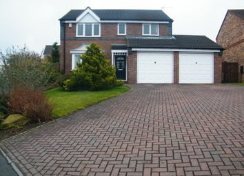 Thumbnail 4 bed detached house to rent in Weymouth Drive, Houghton Le Spring