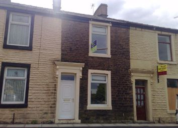Thumbnail 2 bed terraced house for sale in Bradshaw Street West, Church, Accrington