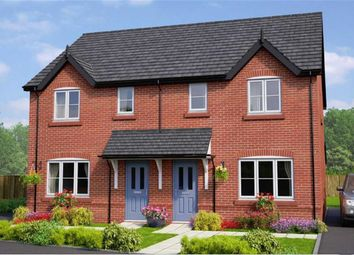 Thumbnail 3 bed semi-detached house for sale in The Brickworks, Bury, Lancashire