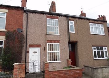 Thumbnail 2 bed end terrace house to rent in Bamford Street, Marehay, Derbyshire