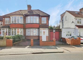 Thumbnail 3 bedroom semi-detached house to rent in Drayton Road, London