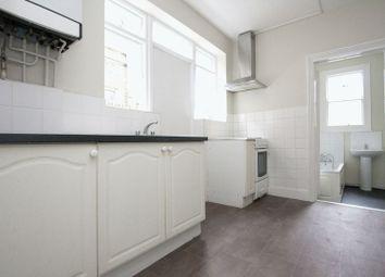 Thumbnail 1 bed flat to rent in Cornwallis Road, London