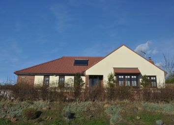 Thumbnail 3 bed detached bungalow for sale in Lower Farm Road, Ringshall, Stowmarket