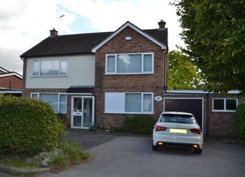 Thumbnail 4 bedroom detached house to rent in Nightingale Lane, Earlsdon, Coventry