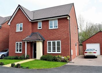 Thumbnail 4 bed detached house for sale in Greenwood Drive, Cheltenham