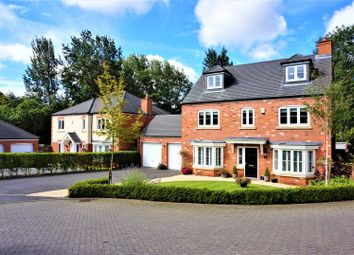 Thumbnail 5 bed detached house for sale in Station Gardens, Scholes