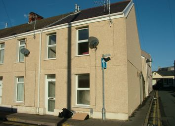 Thumbnail 2 bed end terrace house to rent in Allister Street, Neath