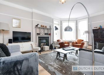 Thumbnail 4 bed flat for sale in Fawley Road, West Hampstead, London