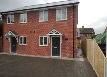 Thumbnail 3 bedroom semi-detached house for sale in 43 Brook Road, Wimborne