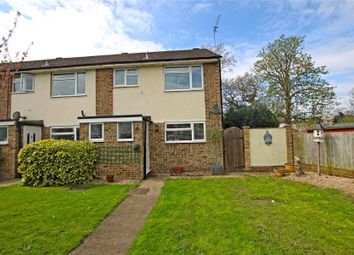 Thumbnail 4 bed end terrace house for sale in Byfleet, Surrey