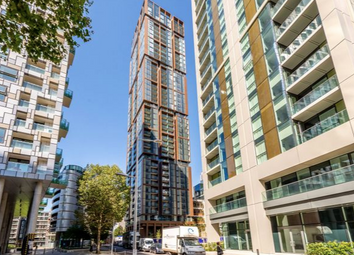 Thumbnail 3 bed flat for sale in Lighterman's Road, Canary Wharf, London