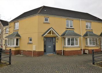 Thumbnail 3 bedroom terraced house for sale in Auctioneers Close, Plymouth, Devon