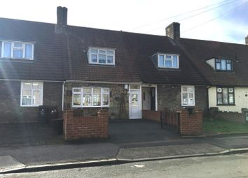 Thumbnail 2 bedroom terraced house for sale in Margery Road, Becontree, Dagenham
