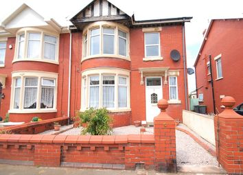 Thumbnail 2 bedroom flat to rent in Hampton Road, Blackpool