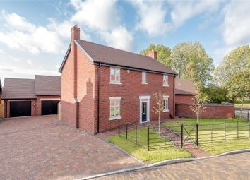 Thumbnail 5 bed detached house for sale in Withington, Shrewsbury