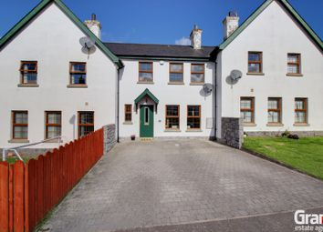 Thumbnail 3 bed town house for sale in Drumfad Avenue, Millisle