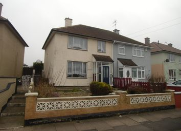 Thumbnail 3 bed semi-detached house to rent in Saunderson Road, Leicester
