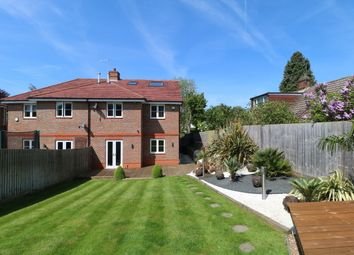 Thumbnail 5 bed semi-detached house for sale in Bishop Gray Rise, Bishop's Stortford
