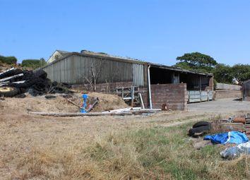 Thumbnail Land for sale in Harracott, Barnstaple