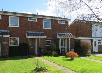 Thumbnail 2 bedroom terraced house for sale in First Avenue, Warboys, Huntingdon