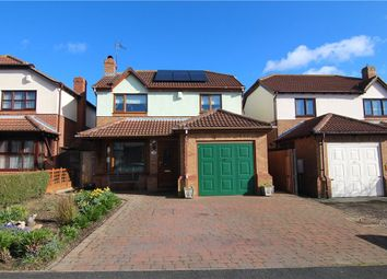Thumbnail 3 bed detached house for sale in St Bedes Avenue, Fishburn, Stockton-On-Tees