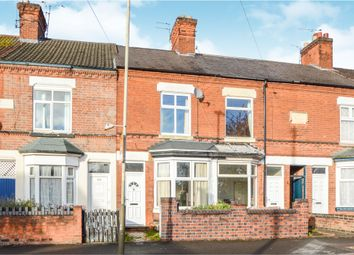Thumbnail 2 bed terraced house for sale in Knighton Fields Road West, Knighton Fields, Leicester
