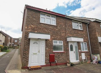 Thumbnail 2 bed end terrace house for sale in Royal Oak Drive, Wickford