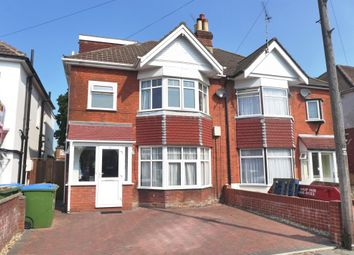 Thumbnail 5 bedroom semi-detached house for sale in Newlands Avenue, Shirley, Southampton