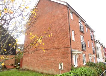 Thumbnail 4 bed end terrace house for sale in Sir Alfred Munnings Road, Costessey, Norwich