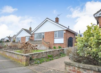 Thumbnail 3 bed detached bungalow to rent in Pococks Road, Eastbourne