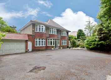Thumbnail 6 bedroom detached house for sale in Carbery Avenue, Southbourne, Dorset