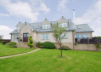Thumbnail 5 bed detached house for sale in Muirhall Steadings, Auchengray, South Lanarkshire