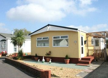 Thumbnail 1 bed mobile/park home for sale in Strode Road, Clevedon, North Somerset