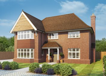 Thumbnail 4 bed detached house for sale in Oak View, Burcote Road, Wood Burcote, Towcester
