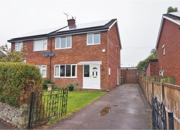 Thumbnail 3 bed semi-detached house for sale in Hillcrest Road, Coleford