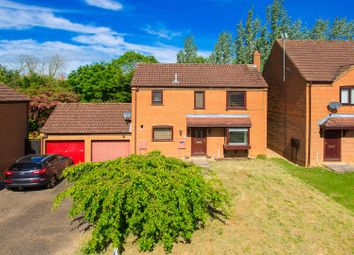 Thumbnail 3 bed detached house for sale in Lower Pastures, Great Oakley, Corby