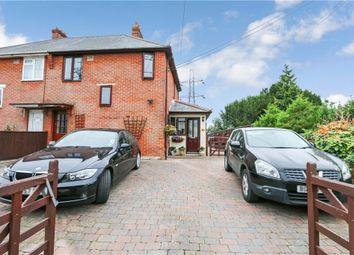Thumbnail 3 bed semi-detached house for sale in Lymer Villas, Upton Lane, Nursling, Southampton
