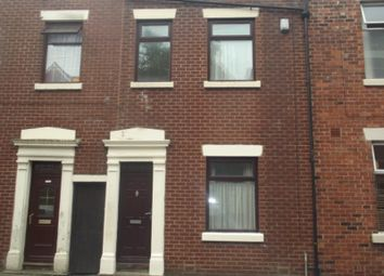 Thumbnail 2 bed terraced house to rent in St. Thomas Road, Preston